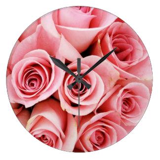 ceas de perete trandafiri 2015