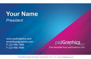 Business-card-template-design